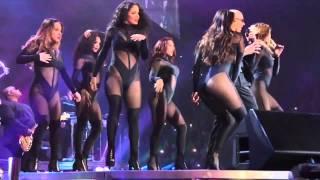 Enrique Iglesias Pitbull concert El Paso Tx Jan, 27, 2015