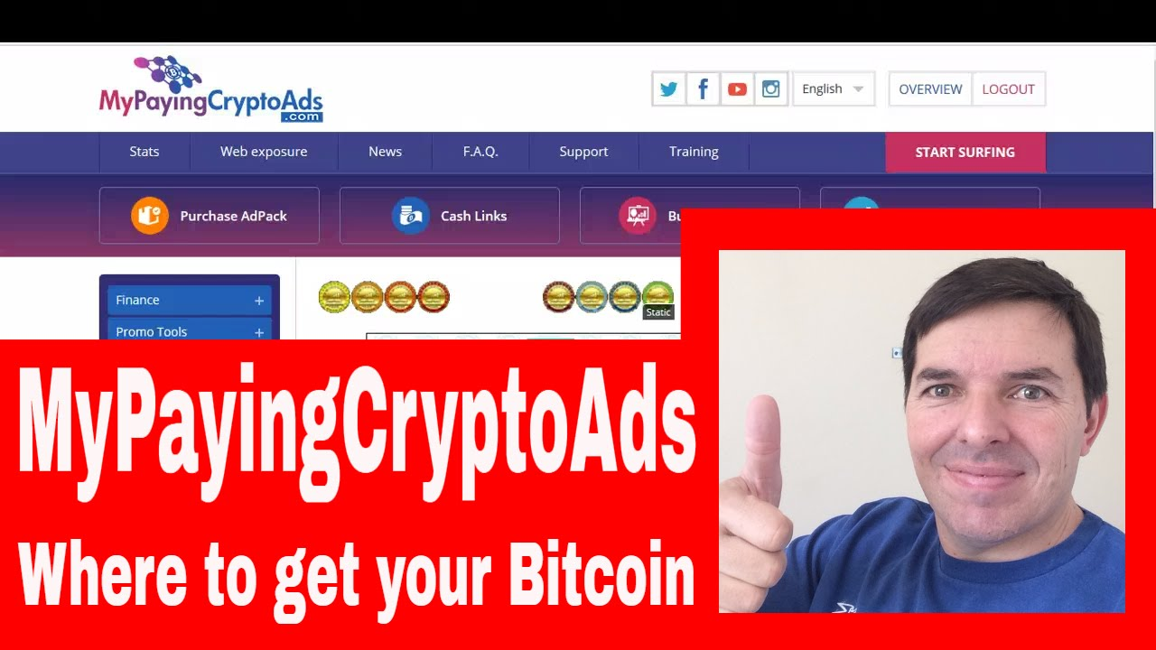 Mypayingcryptoads How To Get Your First Bitcoin For Mpca