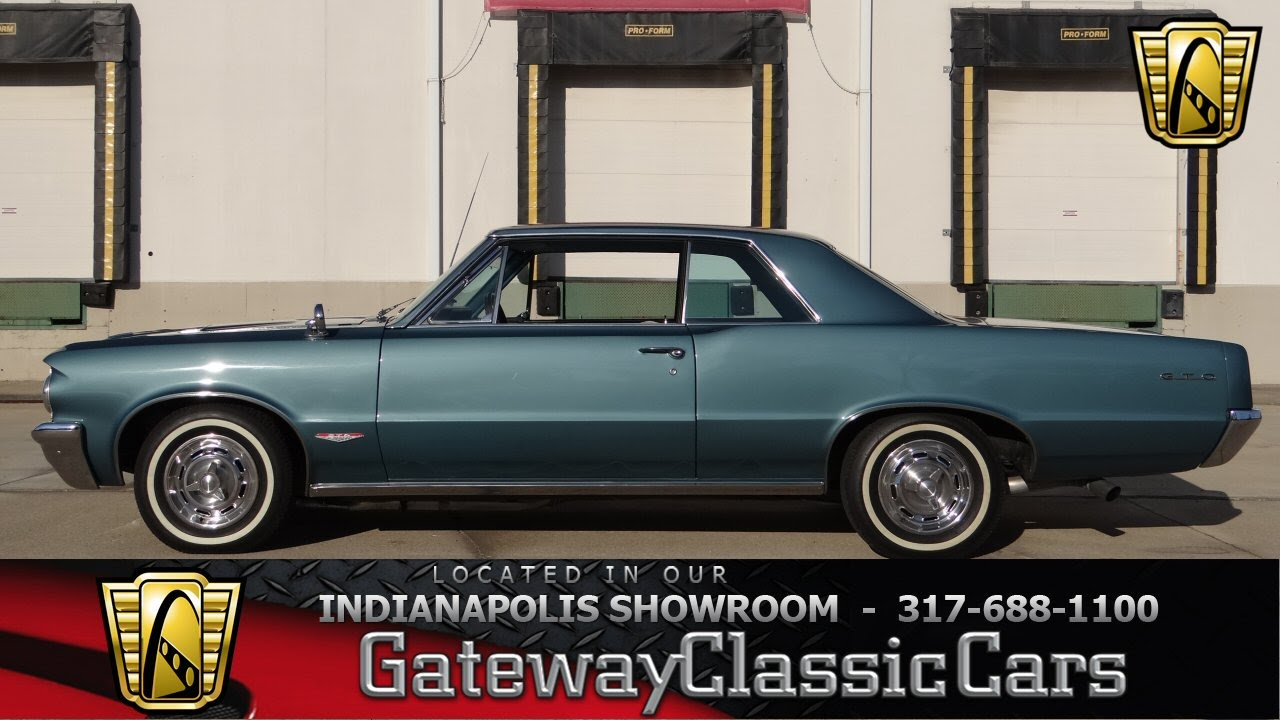 Pontiac Gto Ndy Gateway Classic Cars Indianapolis