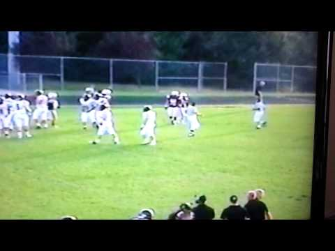 Ryan Patrick 2011 Sr Football Highlights