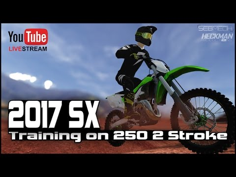 Mx Simulator | Training on the 250 2 Stroke