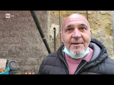 Coronavirus: i disagi a Napoli - Porta a porta 01/04/2020