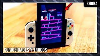 7 CURIOSIDADES OCULTAS que NO SABÍAS de tu NINTENDO SWITCH | Trucos Nintendo Switch #2
