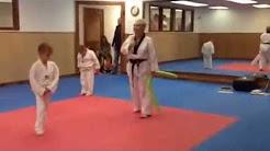 Kinder Karate™ McKeesport Elizabeth classes Buddy day 1