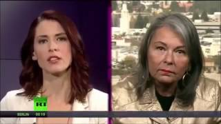 Could Roseanne Barr be right?  Tell me what you think in the comment.