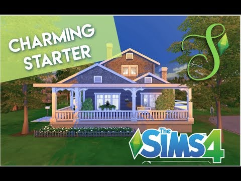 Furnishing A Country Charming Family Starter Home in The Sims 4 | Simology