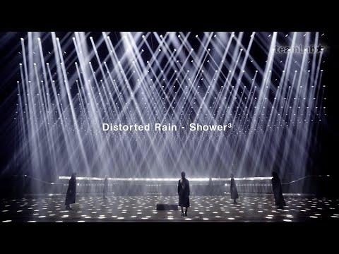Distorted Rain - Shower³