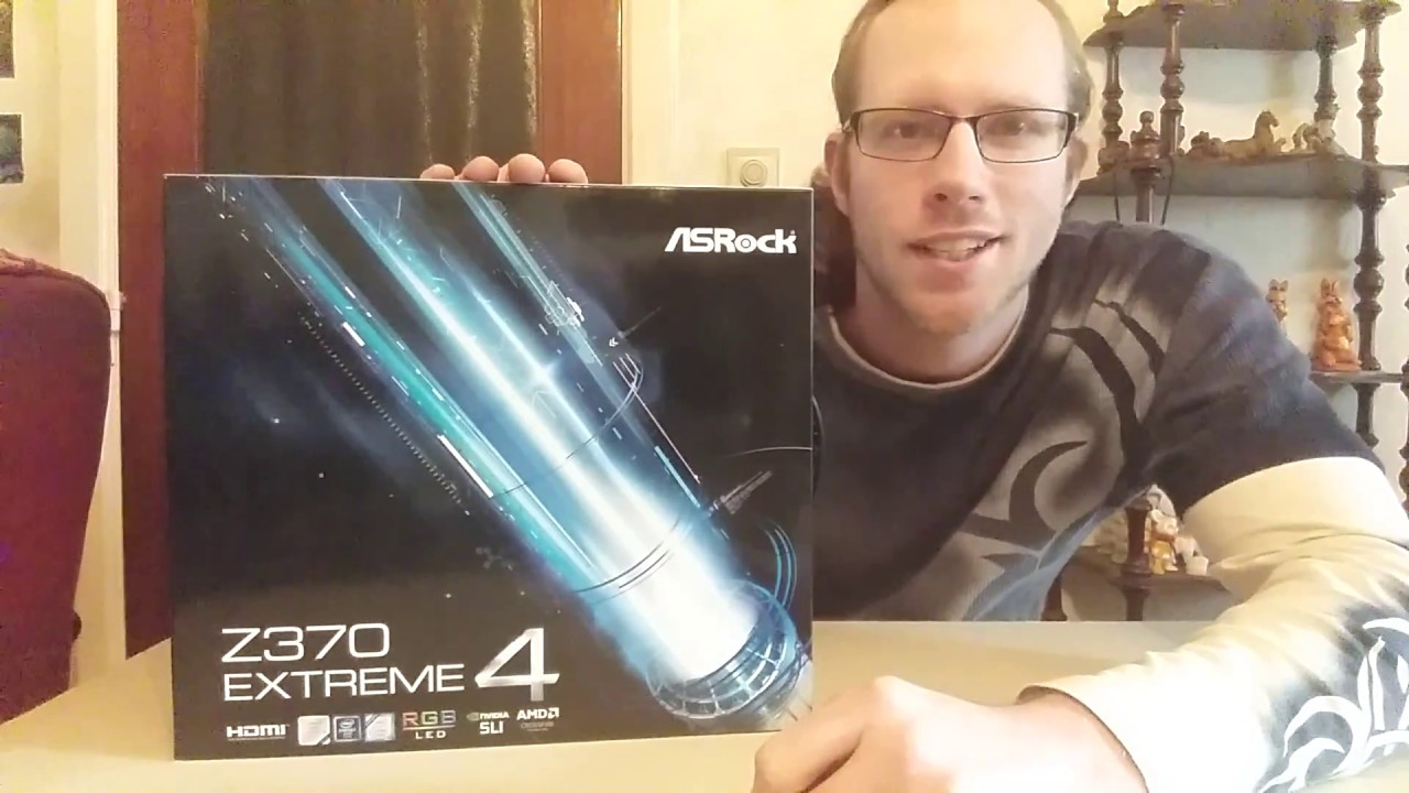 Reader review: ASRock Z370 Extreme4 Motherboard | KitGuru