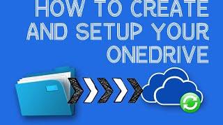 Create and Setup a OneDrive