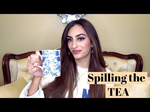 Q&A - Spilling The Tea