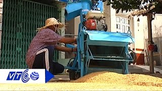 Kỹ sư về quê chế tạo máy nông nghiệp cho dân | VTC