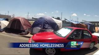 New plan aims to help Stockton's homeless population