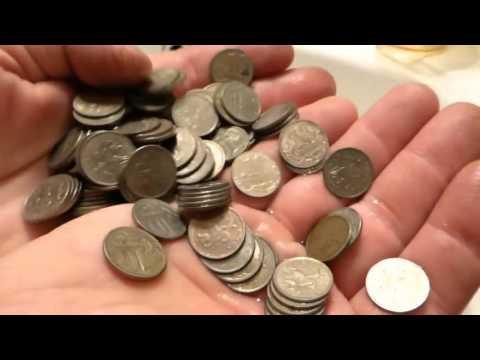 Посеребрить монету дома что такое неудачная попытка вручения