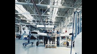 Diamond Aircraft Company Movie - #DiamondAircraftFamily