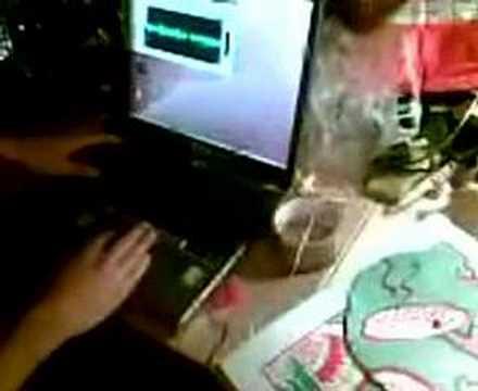 DIY USB Scratch pad
