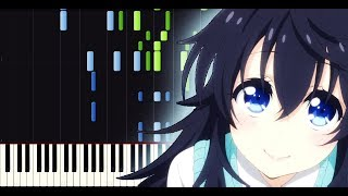 Difficulty: 7/10 Learn easy songs on piano ▻ https://tinyurl.com/ra...