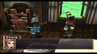 Minny playing some ps2 (arc the lad twilight of the spirits ep 01 ) - 5 / 7