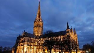 Salisbury Cathedral - Salisbury, Wiltshire, England