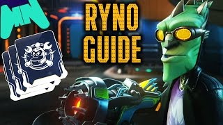 Ratchet and Clank PS4 | RYNO Collectible Cards Guide | HOW TO GET THE RYNO