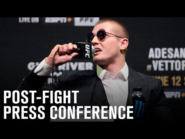 UFC Vegas 41: Post-Fight Press Conference