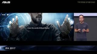 ASUS Windows Mixed Reality Headset - IFA 2017 | ASUS
