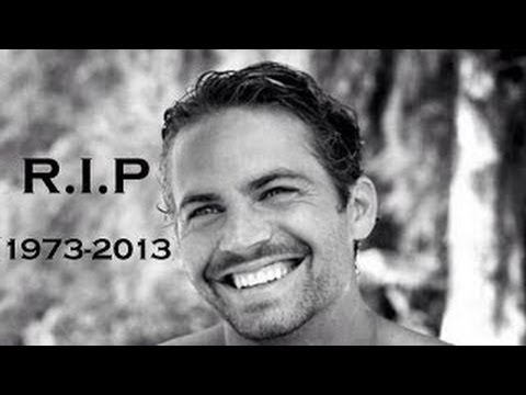 Paul Walker R.I.P - Tribute Ride Or Die Fast And Furious ...