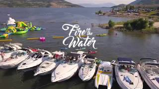 Fire on the Water 2017   Utah's Largest Party on the Water!