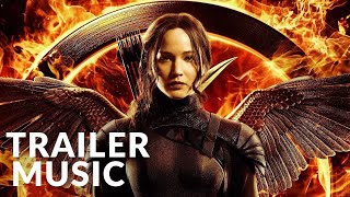 The Hunger Games: Mockingjay Part 1 Trailer Music | AURYN by Brand X Music