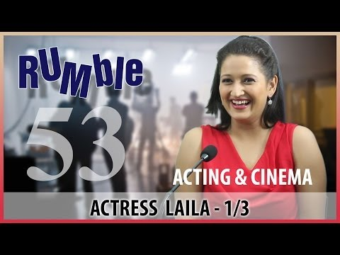 Rumble.53: Actress Laila - A blind date started it all - 1/3
