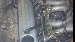 مرسدس ديزال محرك به صوت غير مستقر - mercedes 5 cylindres