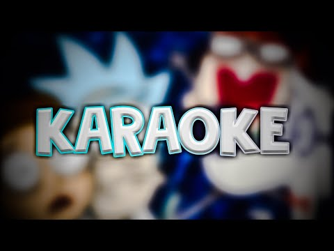 [KARAOKE]Rick and Morty vs Mr. Peabody and Sherman - Rap Battle