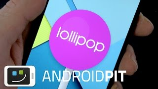 Android 5.0 Lollipop | updated on the Nexus 5