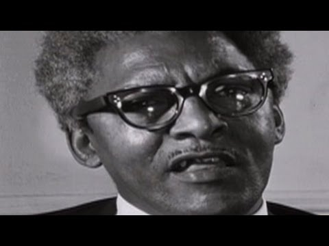 Part 2: Civil Rights Leader Bayard Rustin's Role in Organizing the March on Washington