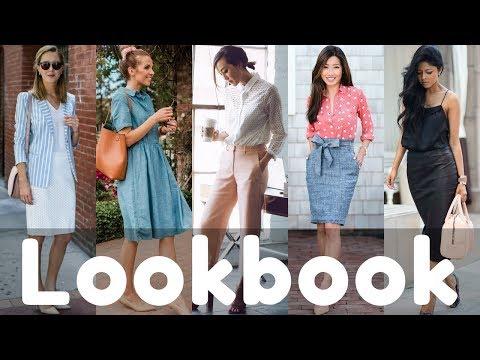 f9e21cf169f96 Latest Summer Office Work Outfits Ideas Lookbook 2018 | Summer Women Fashion  - YouTube