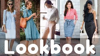 Latest Summer Office Work Outfits Ideas Lookbook 2018 | Summer Women Fashion