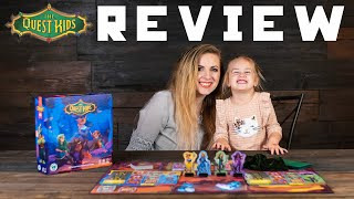 The Quest Kids - Tiffany & Belle Review