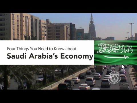 Four Things You Need to Know about Saudi Arabia's Economy
