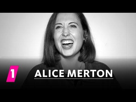 Alice Merton im 1 Fragenhagel  1