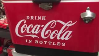 Coca-Cola 54qt cooler