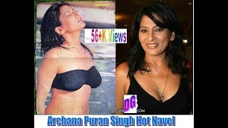 Archana Puran Singh hot tribute from nach balliye