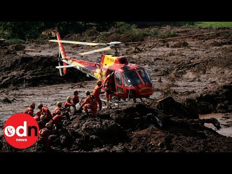Death toll continues to rise after Brazil dam collapse