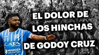¡Una multitud de Godoy Cruz despidió al Morro García!