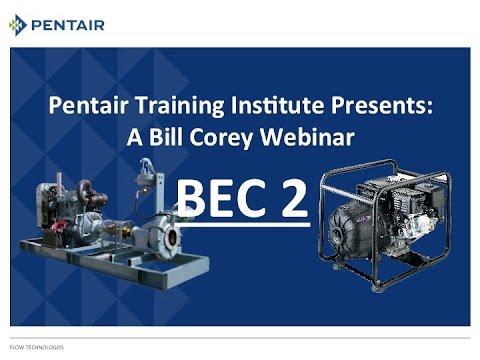 BEC-2 Webinar with Bill Corey
