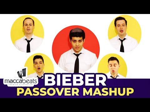 The Maccabeats - Justin Bieber Passover Mashup - Let My People Go, Story, Why Do We Lean
