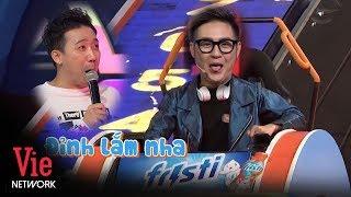 Trấn Thành bất lực trước sự xàm ngôn đáng yêu của Thanh Duy Idol l VieTalents Official