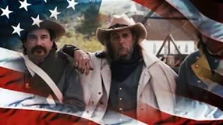 Документальный ролик о реконструкции сражения Гражданской войны в США 1861—1865 годов