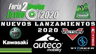 Gambar cover Nuevos Lanzamiento Auteco 2020   Feria 2 Ruedas #ZonaMotos