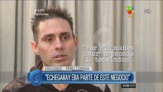 "Entrevista completa a Pérez Corradi, de Macchiavelli, en ""La cornisa"" de Majul - 28/08/16"