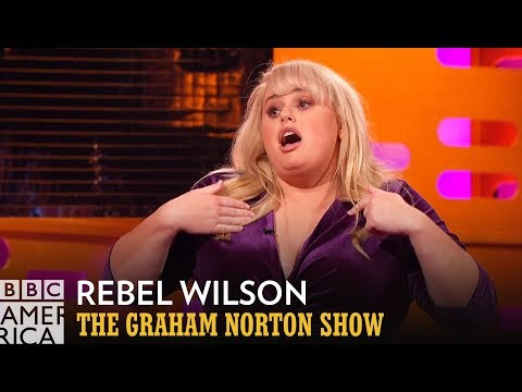 Rebel Wilson Performs Lady Gaga Song At Pitch Perfect Audition - The Graham Norton Show