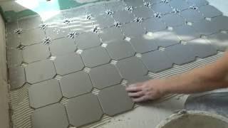 видео Как рассчитать плитку на пол: способы расчетов